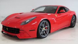 2017 Ferrari F12berlinetta Base