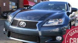 2015 Lexus GS 350 WITH NAVIGATION
