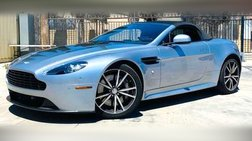 2014 Aston Martin V8 Vantage S Roadster