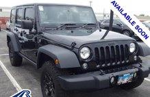 2018 Jeep Wrangler JK Unlimited Willys Wheeler 4x4