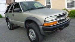 2004 Chevrolet Blazer Fleet