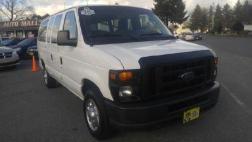 2010 Ford E-Series Wagon XL