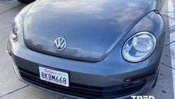 2016 Volkswagen Beetle 1.8T SE