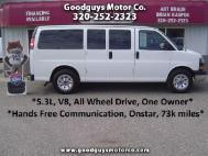 2014 GMC Savana Passenger LT 1500