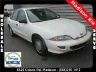 1997 Chevrolet Cavalier LS