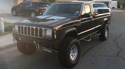 1989 Jeep Comanche Pioneer