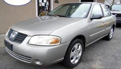 2006 Nissan Sentra 1.8