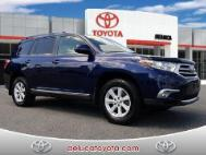 2012 Toyota Highlander Base