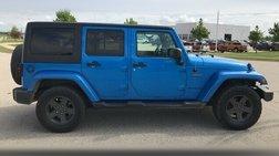 2016 Jeep Wrangler 4WD 4dr Sport
