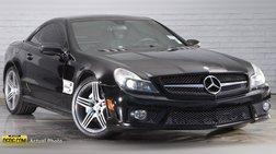 2012 Mercedes-Benz SL-Class SL 63 AMG