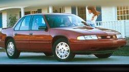 1992 Chevrolet Lumina Base