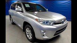 2011 Toyota Highlander Hybrid Base