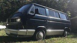 1990 Volkswagen Vanagon BUS