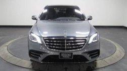 2019 Mercedes-Benz S-Class S 560 4MATIC