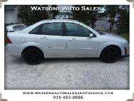 2006 Ford Focus ZX4 ST