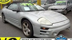 2003 Mitsubishi Eclipse Spyder GTS
