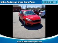 2017 Ford Focus Se 45 970 Mi Peru In