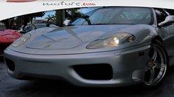 2001 Ferrari 360 Base