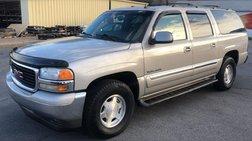 2006 GMC Yukon XL 4dr 1500 2WD SLE