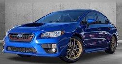 2015 Subaru Impreza WRX STi STI Launch Edition