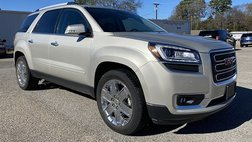 2017 GMC Acadia Limited Base