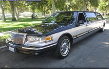 1995 Lincoln Town Car Executive