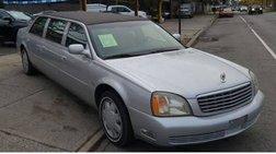 2001 Cadillac DeVille Unknown