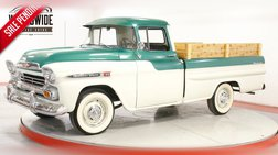 1959 Chevrolet CHROME WOOD BED WHITEWALLS COLLECTOR