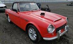 1969 Datsun 1969 DATSUN SPL 311 ROADSTER