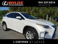 2016 Lexus RX 350 Base