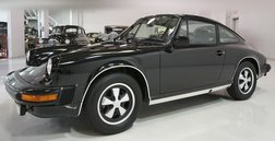 1976 Porsche 911 S Sunroof Coupe   Only 11,571 Miles!