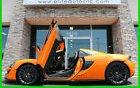 2018 McLaren 570S 2018 McLaren 570s SPIDER only 700 miles LOADED $245k+ msrp
