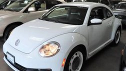2013 Volkswagen Beetle 2.5 Fender Edition