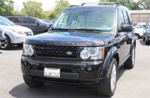 2013 Land Rover LR4 HSE LUX