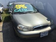 1999 Ford Contour LX