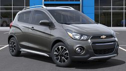 2021 Chevrolet Spark ACTIV CVT