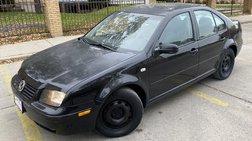 2002 Volkswagen Jetta GLS 1.8T