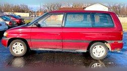 1993 Mazda MPV Base