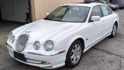 2000 Jaguar S-Type 4.0