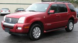 2007 Mercury Mountaineer Base