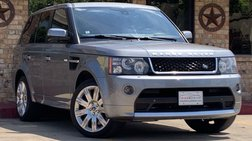 2013 Land Rover Range Rover Sport Supercharged Limited Edition