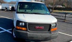 2008 GMC Savana Cargo 3500