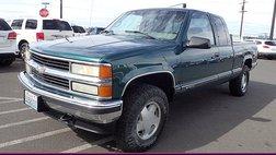 1998 Chevrolet C/K 1500 Silverado Z71