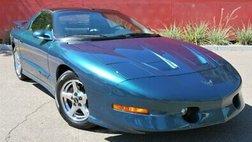 1997 Pontiac Firebird 2dr Cpe Trans Am