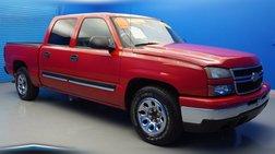 2006 Chevrolet Silverado 1500 LS2