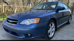2007 Subaru Legacy 2.5i Limited