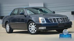 2011 Cadillac DTS Pro DTS/Livery Package