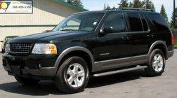 2004 Ford Explorer XLT