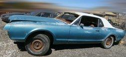 1967 Mercury Cougar California Project car! 289 engine. C Code
