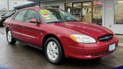 2003 Ford Taurus SEL Sedan 4D